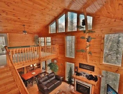 Black Bear Mountain Cabin