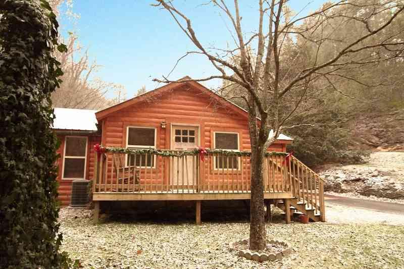 bear den cabin