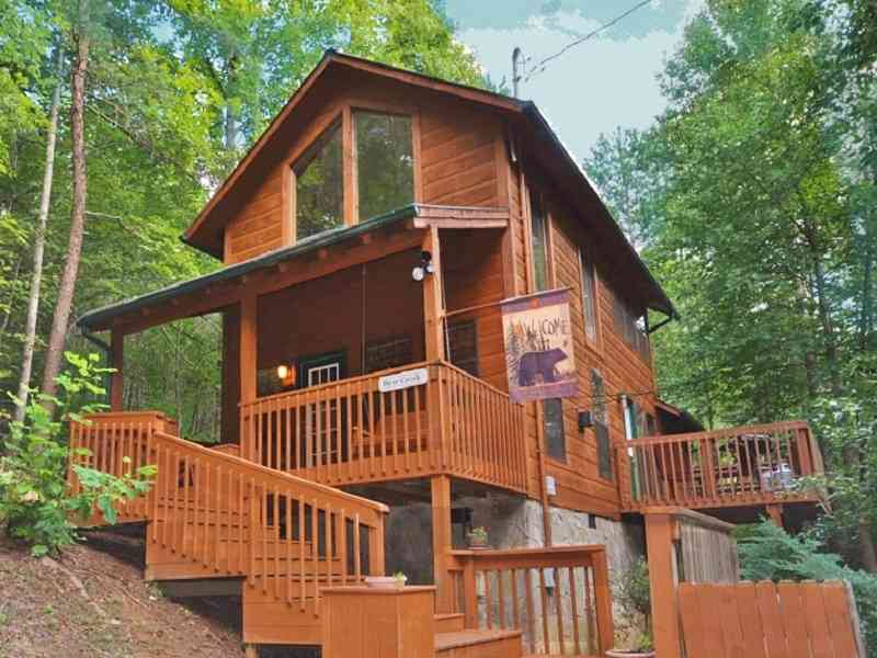 Black Bear Creek Cabin U2013 2 Bedroom 2 Bathroom/sleeps 6