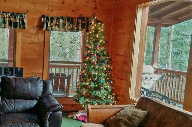 bear-falls-christmas-tree