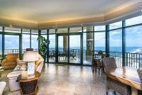 beach condo livingroom